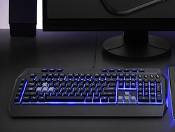 Get your hands on this discounted AmazonBasics Gaming Keyboard for $17
