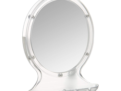 See what you're shaving with the $2 AmazonBasics Shower Mirror