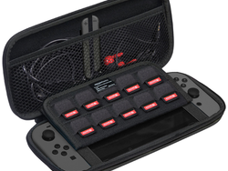 Take your Nintendo Switch on-the-go safely with the $10 AmazonBasics Carrying Case