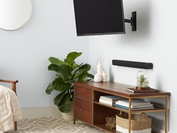 Securely mount your small TV with a $16 AmazonBasics mount