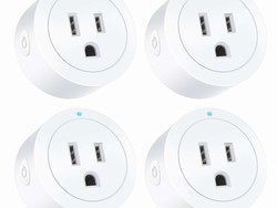 This discounted 4-pack of smart plugs brings the cost of each one to just $7