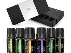Keep your home smelling fresh with this $11 6-piece Anjou essential oils sampler