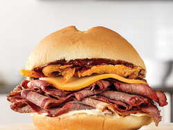 Here's how to score a free Arby's Signature Sandwich with any soft drink purchase