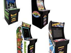 These awesome retro game cabinets are $50 off right now for Black Friday