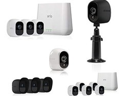 Save big on Netgear's Arlo Pro and Arlo Pro 2 camera kit and accessories today