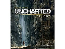 Dive into Nathan Drake's world with 'The Art of the Uncharted Trilogy' book for $22