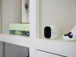 The wire-free Arlo Pro Security System includes 2 HD cameras for $340