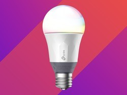 Add the TP-Link Multicolor Smart Wi-Fi LED Bulb to your home for $40
