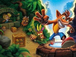 Experience more Crash Bandicoot on PS4 with the free Stormy Ascent DLC