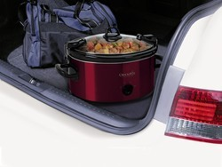 Dash and Dine with Crock-Pot's $20 Cook and Carry Slow Cooker