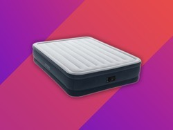 Grab a Queen air mattress for just $35 today!