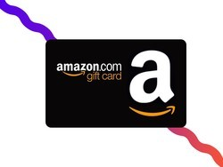 Get a $5 Amazon promo credit when you buy $25 in gift cards
