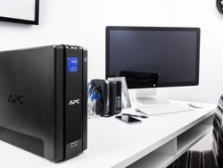 This APC UPS battery backup is down to its lowest price, $118