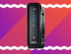 Get a cable modem and router in one for just $40 with this Arris Surfboard