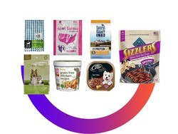 This $12 Dog Food and Treats Sample Box includes a free $12 promo credit