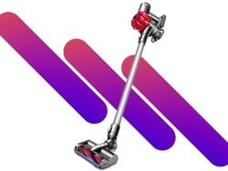 Get the Dyson V6, a great cordless vacuum, for just $200