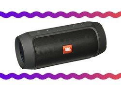 The JBL Charge2+ is a portable speaker and power bank in one for only $65