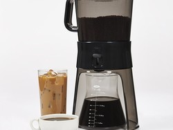 Enjoy your morning coffee with OXO's cold brew coffee maker