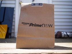 Get $10 off your first Prime Now order plus an extra $10 for a future order