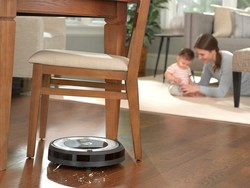 Sweep $50 off the price of this Roomba Wi-Fi robot vacuum