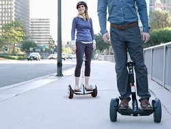 Putter around town on the $405 Segway miniPro personal transporter