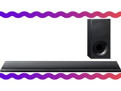 This ultra-slim Bluetooth soundbar is $120 today only