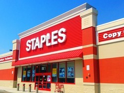 Save $25 on an order of $100 or more at Staples when using Visa Checkout