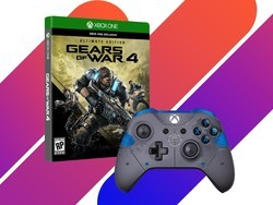 Get a limited controller and Gears of War 4: Ultimate Edition for $60