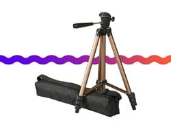 Improve your photography with the $13 AmazonBasics Portable Tripod