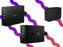 Grab a wall charger with USB-C and -A ports for as low as $10