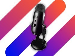 Ensure you are heard clearly with a Blue Yeti Blackout mic for $80