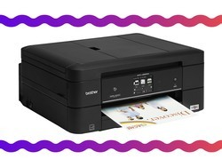 Do it all in one place with this $60 Wi-Fi Brother printer