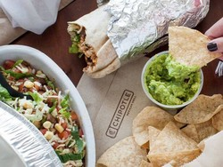 Score a Chipotle BOGO coupon by making a music beat