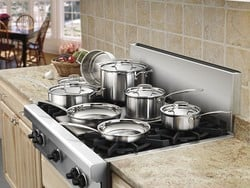 Invest in quality cookware with this $180 12-piece Cuisinart set