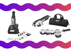 Add to your tool collection with these Dremel tool kits on sale today only