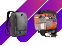 This $64 eBags professional backpack can hold a laptop of any size