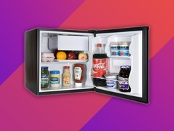 This $59 compact refrigerator is ideal for your dorm or office