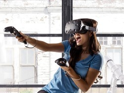 The HTC Vive VR system just dropped in price by $200