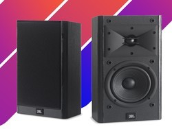 These JBL bookshelf speakers are on sale for $100 today only