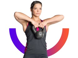 Begin your total body workout with just one of these discounted Kettlebells