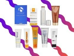 Spend $20 on sun care samples and get $20 back to spend on full-size items