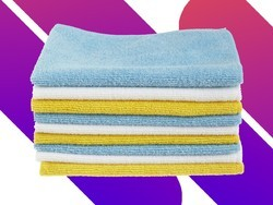 Clean your world with this $8 24-pack of microfiber cloths