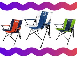 Represent your favorite team with these $28 NFL folding chairs