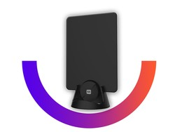 Monoprice has a selection of thin HDTV antennas for as little as $5.50