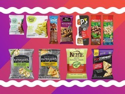 Spend $10 on snack samples and get $10 for more snacks