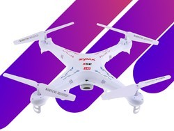 Perfect your drone flying technique with this $30 Syma X5C quadcopter