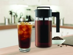 Make your own cold brew with the $18 Takeya coffee maker