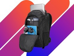 Protect your tech while on the go with this $10 Targus backpack