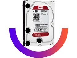 Add 4TB of storage to your NAS with the WD Red for $110