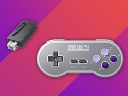 You need this wireless controller for your Nintendo SNES Classic